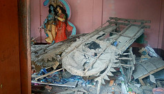Temples attacked in Pabna,...