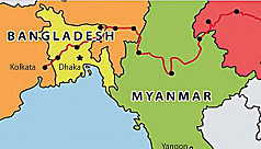 Myanmar soldiers injured in clash with...