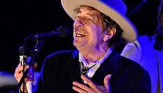 Bob Dylan wins Nobel Prize for...