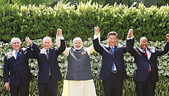 BRICS leaders vow to fight...