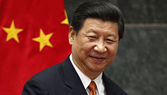 Chinese President Xi Jinping in...