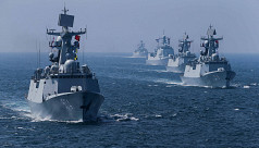 China, Russia to hold military drills...