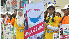 Green groups demand a ban on lead paint...