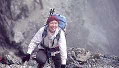 First woman to conquer Everest dies...