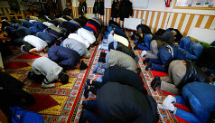 In Germany, Syrians find mosques too...