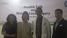 GD Assist organises health talk at MH...