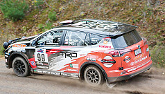 RAV4 goes Rallying