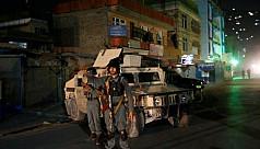 Gunman kills 14 at Shia shrine in...