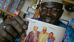 Obama's half-brother will be at final...