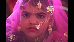 Child marriage still being...