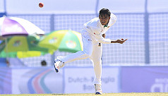 Debutant Miraz stars in eventful day...