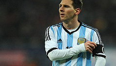 Messi returns to Argentina squad for...