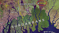 Global day of protest for Sundarbans...