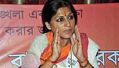 Actor Roopa Ganguly becomes Rajya Sabha...