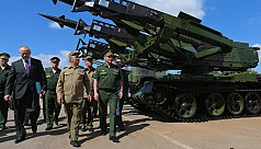 Russia considers military bases in Vietnam...