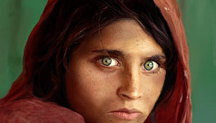 National Geographic 'Afghan girl' arrested...