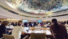 UN rights council election: Russia exits,...