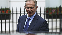 Blair hints at return to frontline politics...