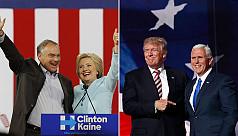 US VP candidates to debate in Virginia...