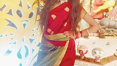 Peya's Durga Puja