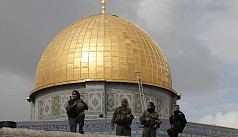 In pictures: Palestinians seethe at...