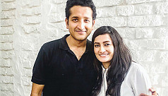 Parambrata playbacks for Bhuban...