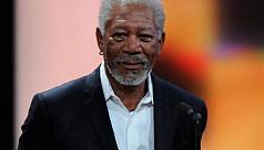 Morgan Freeman narrates Clinton ad