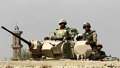 Twelve soldiers killed in Egypt's...