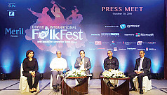 Dhaka International Folk Fest 2016 to...