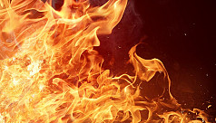 Fire breaks out in Sundarbans Chandpai...