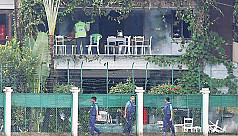 'Gulshan attack probe almost done'