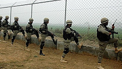 Pakistani, Indian troops exchange fire...