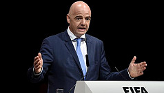 Fifa chief Infantino suggests 48-team...