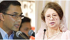 Khaleda, Tarique sued for 'issuing PM...