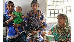 No maternal healthcare facility  in...