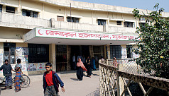Munshiganj Hospital yet to be...