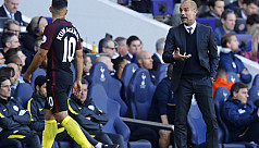 Guardiola: City must learn from defeat...