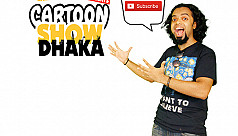 Cartoon Show Dhaka: A new community for artists