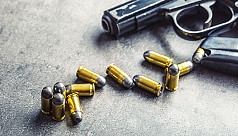 Three killed in shootout