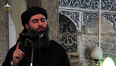 IS chief Baghdadi promises victory,...