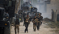Iraq troops battle IS in Mosul, UN says...