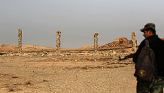 Nimrud's broken glory lies in dust after...
