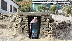 Rush to build bunkers in Pakistani Kashmir...