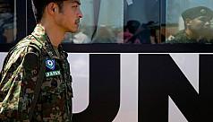 Japanese troops land in South Sudan,...