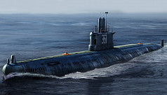 Two submarines added to Bangladesh...