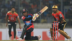Barisal post first ever BPL win over...