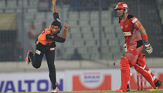 How long will Mahmudullah be Khulna's...