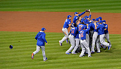 Cubs win World Series for first time...