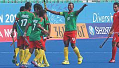 Bangladesh beat Hong Kong in Asian Cup...