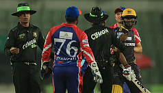 Shahzad suspended for two matches, Sabbir...